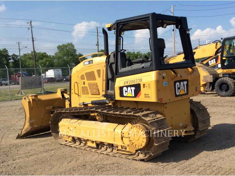 CATERPILLAR TRACTORES DE CADENAS D5K equipment  photo 3