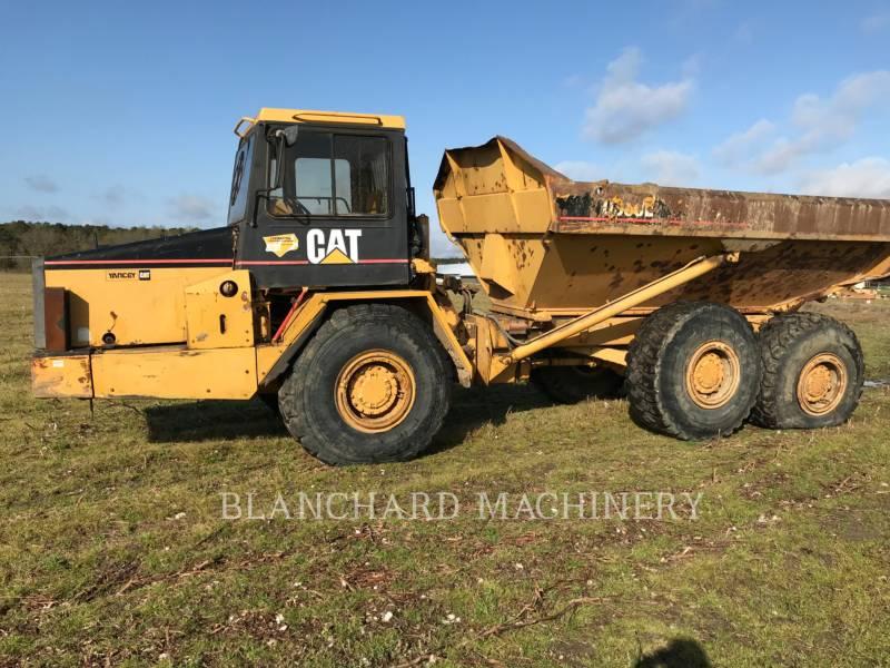 CATERPILLAR ARTICULATED TRUCKS D300E equipment  photo 3