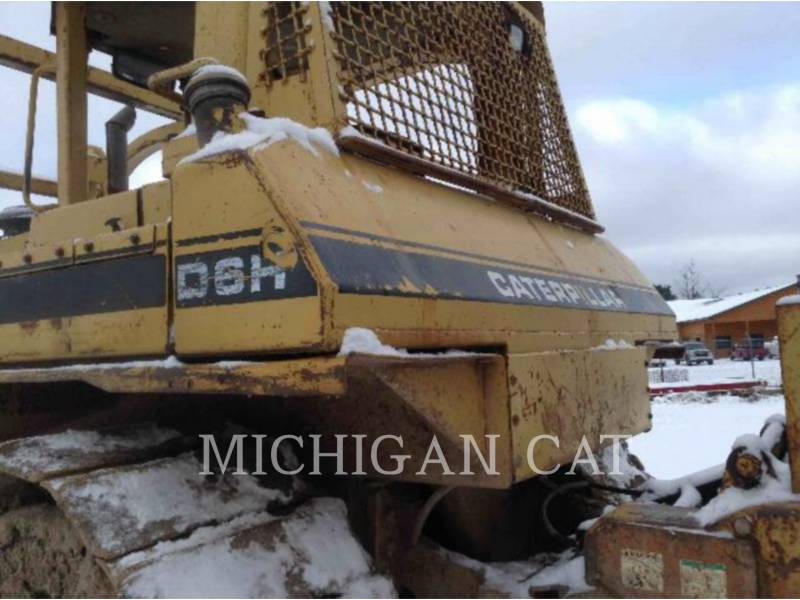Caterpillar TRACTOARE CU ŞENILE D6H equipment  photo 13