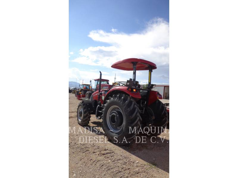 CASE/NEW HOLLAND TRACTEURS AGRICOLES JX90-4WD   equipment  photo 3
