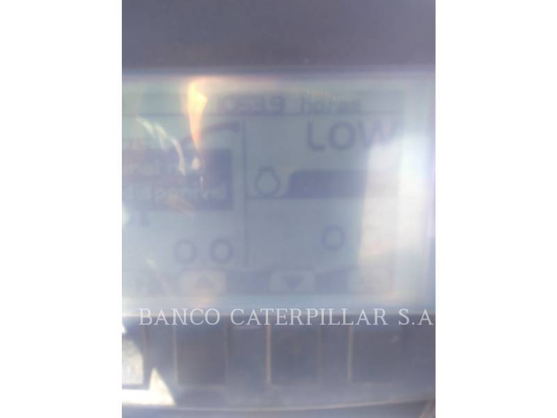 CATERPILLAR VIBRATORY SINGLE DRUM SMOOTH CS54BLRC equipment  photo 6