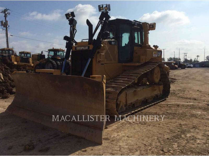CATERPILLAR TRACK TYPE TRACTORS D6T XWPAT equipment  photo 8