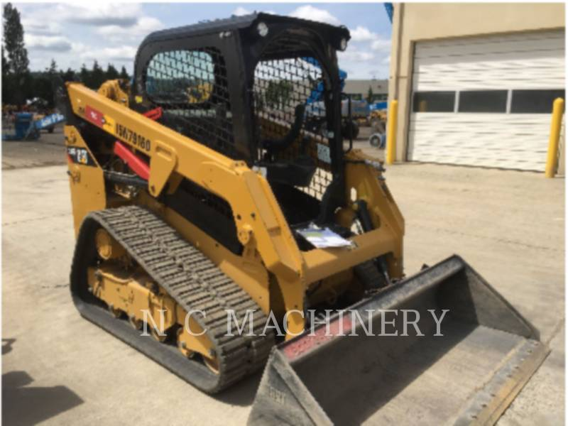 CATERPILLAR PALE CINGOLATE MULTI TERRAIN 249D equipment  photo 4