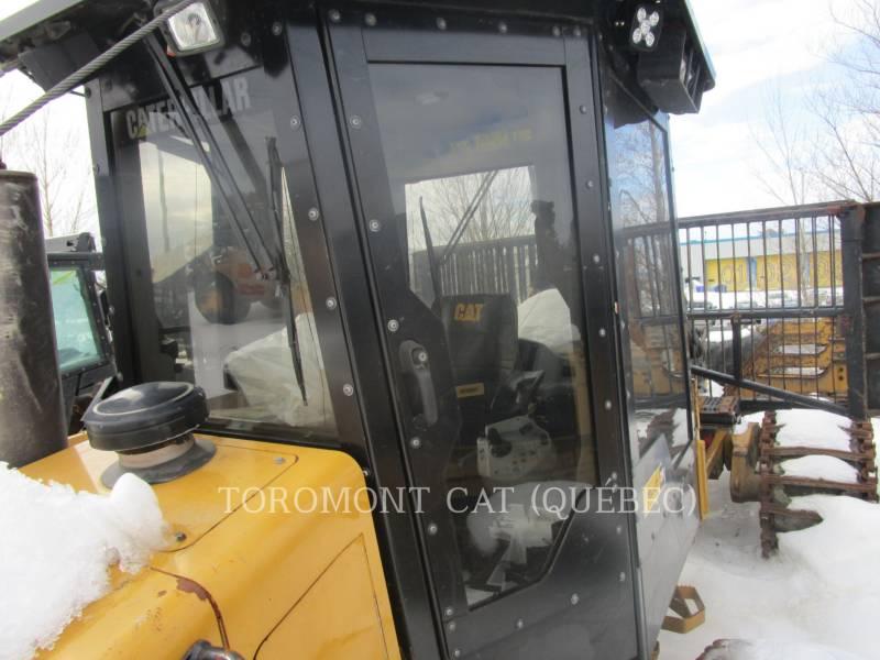 CATERPILLAR FORESTAL - TRANSPORTADOR DE TRONCOS 584HD equipment  photo 6