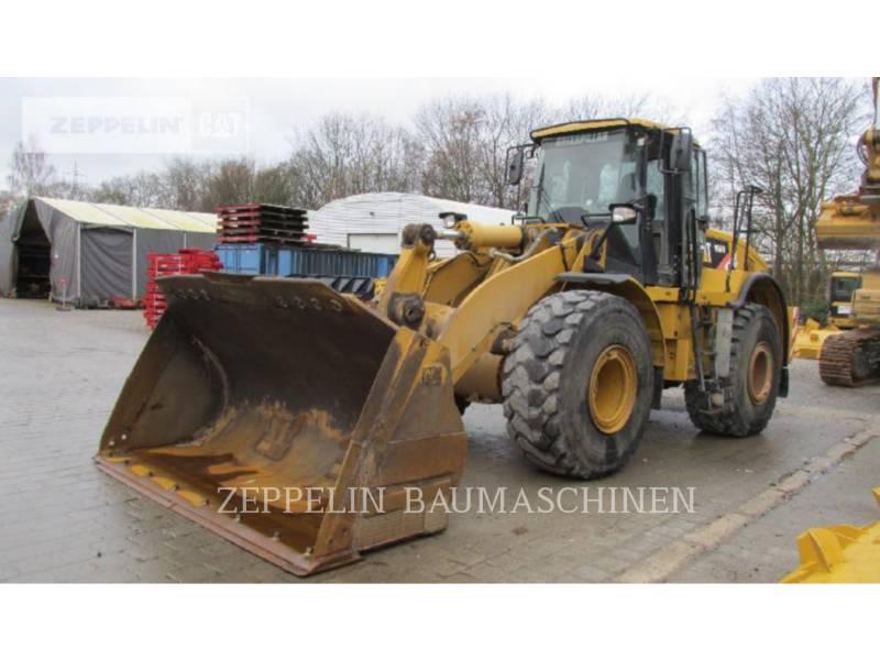 CATERPILLAR RADLADER/INDUSTRIE-RADLADER 966H equipment  photo 1