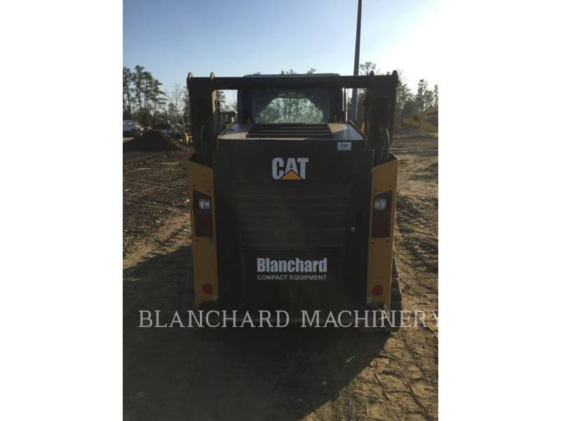 CATERPILLAR MULTI TERRAIN LOADERS 259D equipment  photo 4