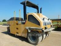 CATERPILLAR PNEUMATIC TIRED COMPACTORS PS-360C equipment  photo 3