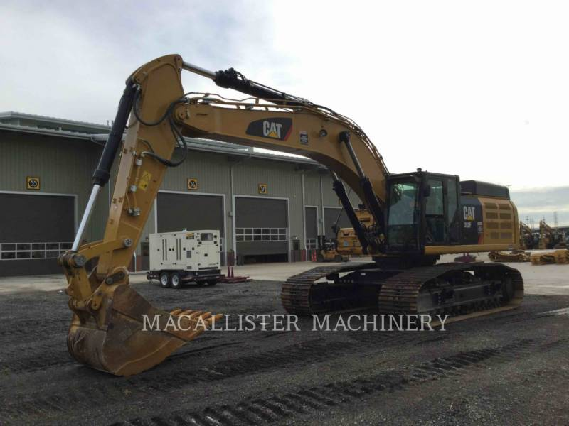 CATERPILLAR TRACK EXCAVATORS 352F equipment  photo 1