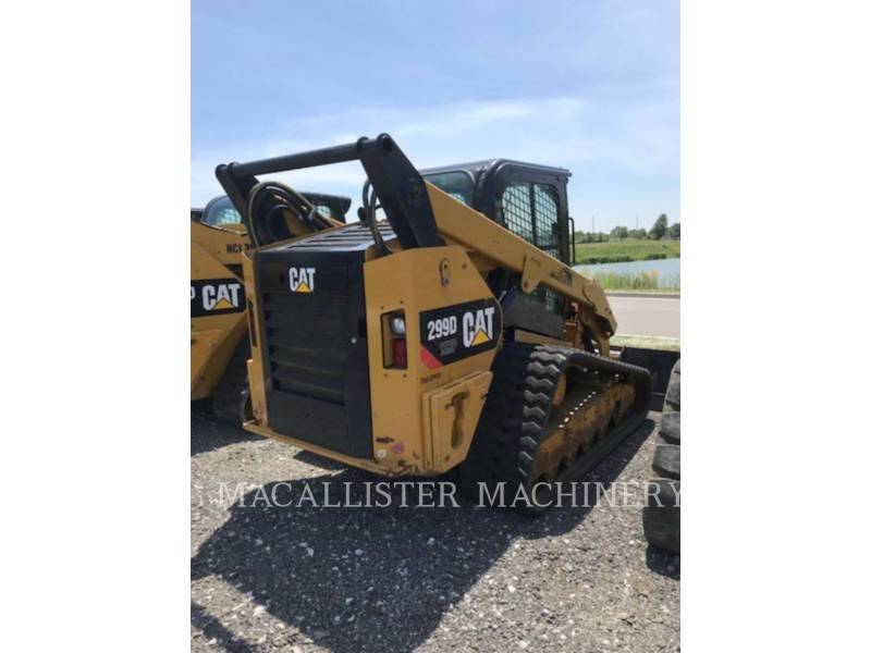 CATERPILLAR CHARGEURS TOUT TERRAIN 299DXHP equipment  photo 7