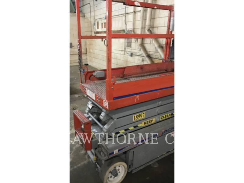 SKYJACK, INC. LIFT - SCISSOR SJ III 3219 equipment  photo 5