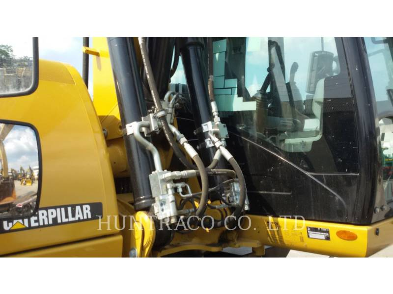 CATERPILLAR WHEEL EXCAVATORS M315D equipment  photo 23