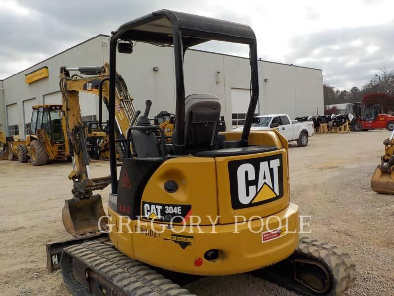 CATERPILLAR PELLES SUR CHAINES 304E CR equipment  photo 8