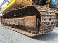 CATERPILLAR KETTEN-HYDRAULIKBAGGER 320D equipment  photo 9