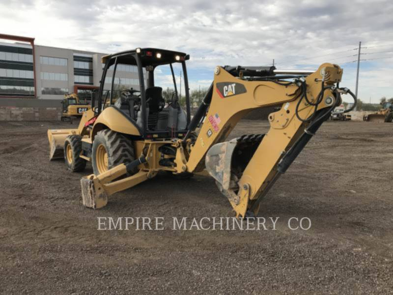 CATERPILLAR RETROESCAVADEIRAS 420F 4EO equipment  photo 3