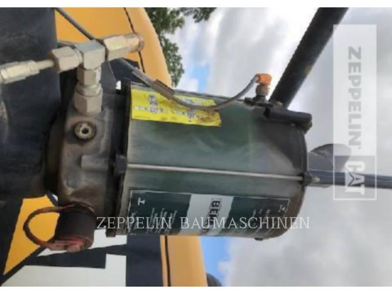 CATERPILLAR RADLADER/INDUSTRIE-RADLADER 950H equipment  photo 15