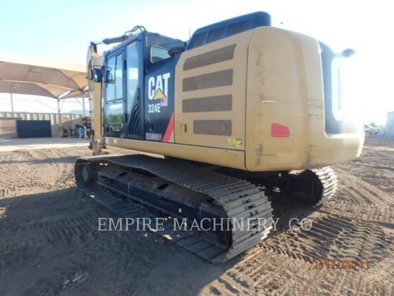 CATERPILLAR トラック油圧ショベル 324EL equipment  photo 3