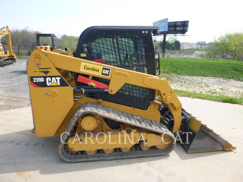 CATERPILLAR TRACK LOADERS 239D CB equipment  photo 5