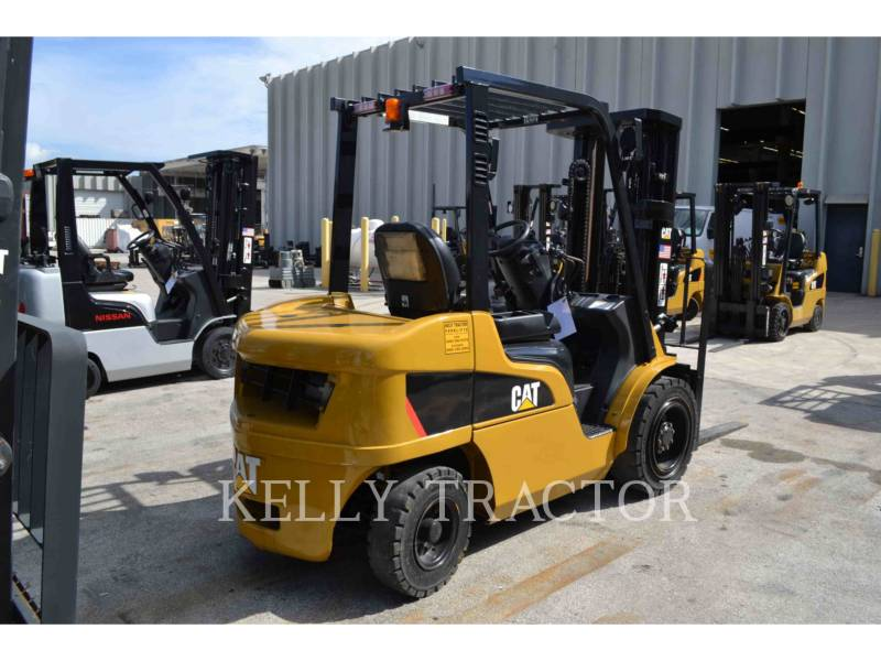 CATERPILLAR LIFT TRUCKS FORKLIFTS PD6000 equipment  photo 3