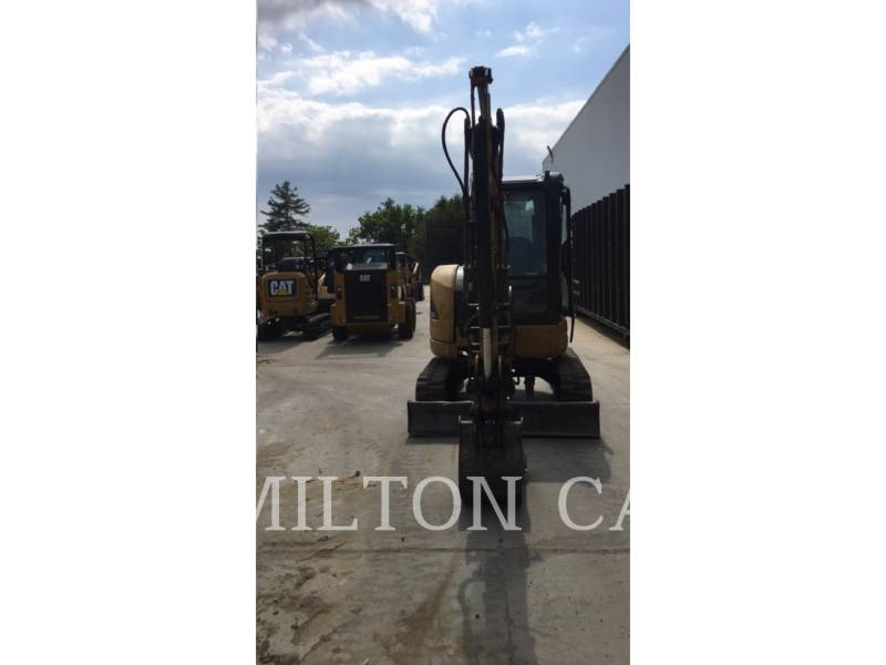 CATERPILLAR KETTEN-HYDRAULIKBAGGER 303.5CCR equipment  photo 2