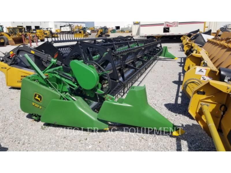 DEERE & CO. HEADERS 930F equipment  photo 7