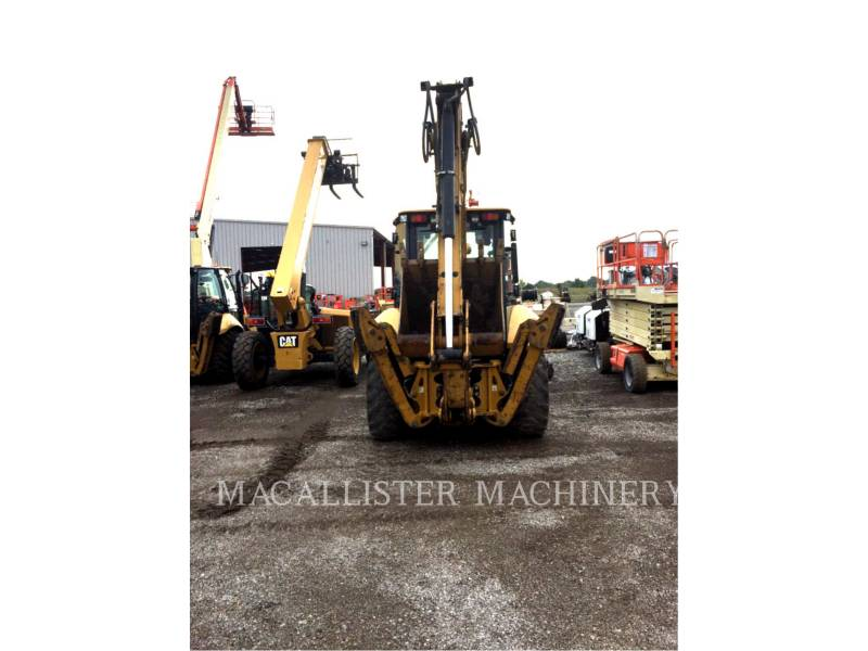 CATERPILLAR BAGGERLADER 420 F 2 equipment  photo 4
