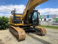 Equipment photo CATERPILLAR 329E RUPSGRAAFMACHINES 1