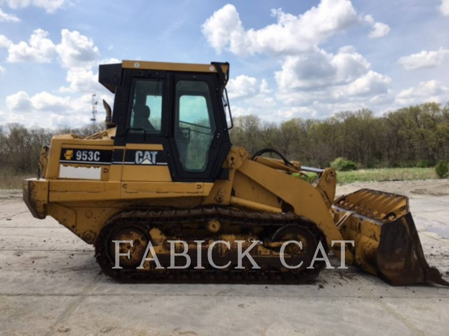 Detail photo of 2005 Caterpillar 953C from Construction Equipment Guide