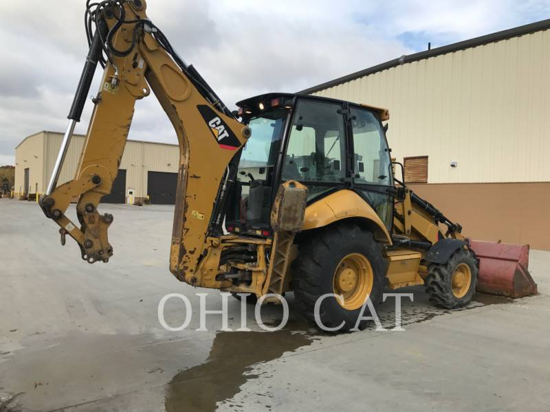 CATERPILLAR RETROEXCAVADORAS CARGADORAS 420EIT equipment  photo 5