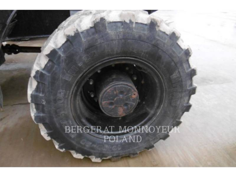 CATERPILLAR WHEEL EXCAVATORS M313D equipment  photo 12