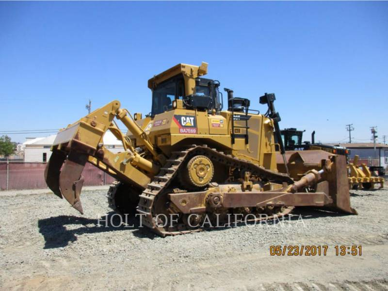 CATERPILLAR TRACTEURS SUR CHAINES D9T equipment  photo 5