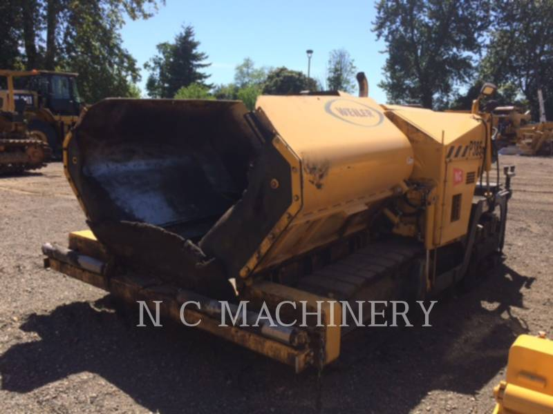 CATERPILLAR ASPHALT PAVERS P385A equipment  photo 4