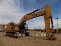 Equipment photo CATERPILLAR 374FL TRACK EXCAVATORS 1