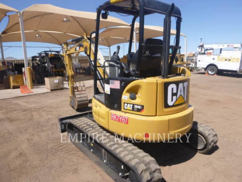 CATERPILLAR ESCAVATORI CINGOLATI 304E2CR equipment  photo 3