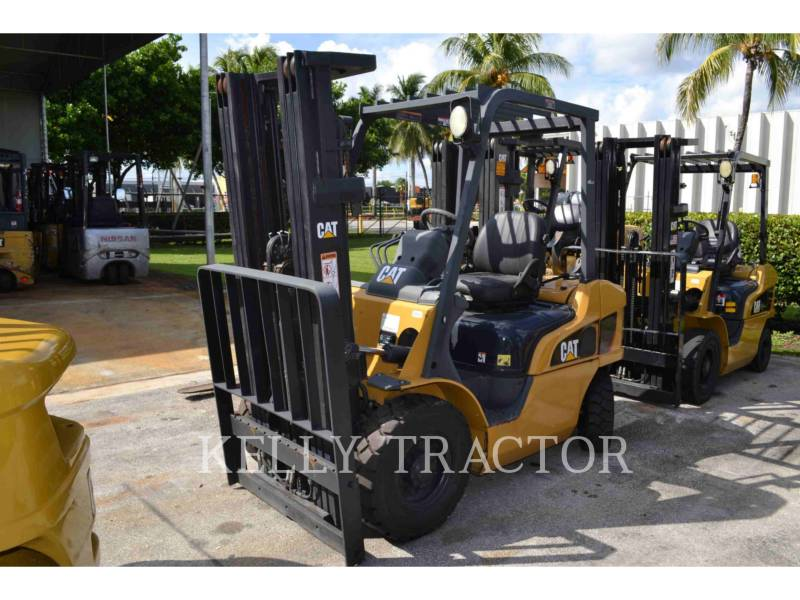 CATERPILLAR LIFT TRUCKS MONTACARGAS P5000LP equipment  photo 4