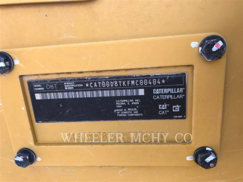 CATERPILLAR TRACTORES DE CADENAS D8T SU equipment  photo 8