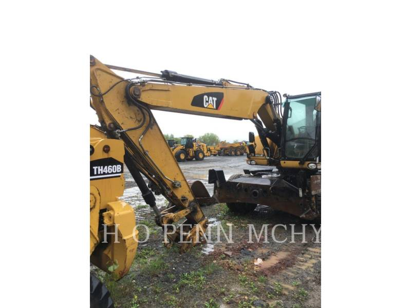 CATERPILLAR PELLES SUR PNEUS M315D equipment  photo 5
