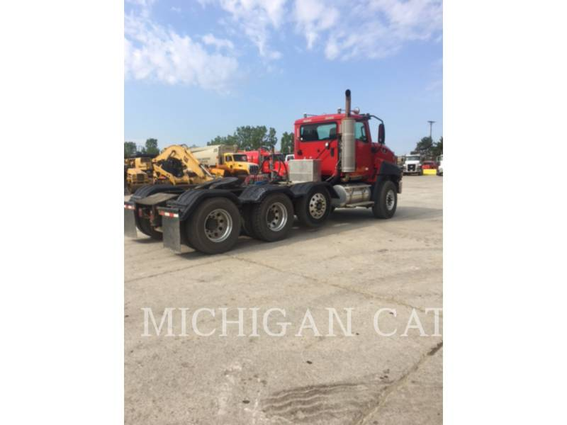 CATERPILLAR ON HIGHWAY TRUCKS CT660 TS15M18 equipment  photo 4