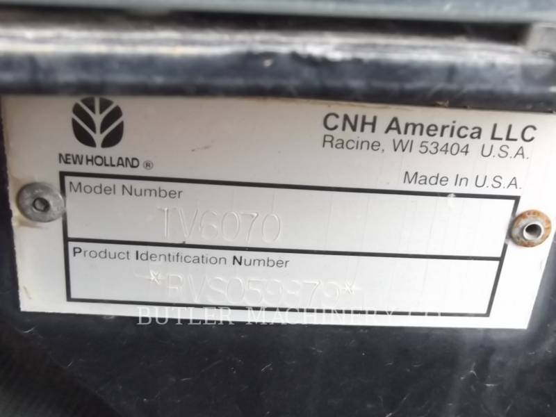 FORD / NEW HOLLAND AG TRACTORS TV6070 equipment  photo 16
