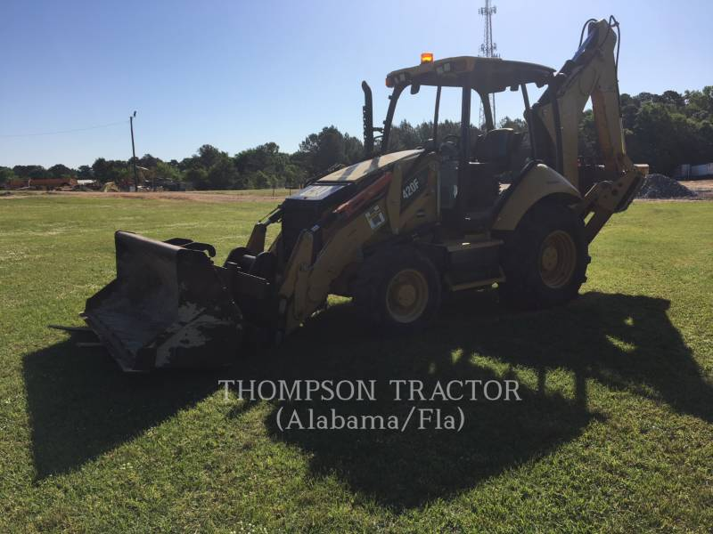 CATERPILLAR BACKHOE LOADERS 420F IT equipment  photo 3