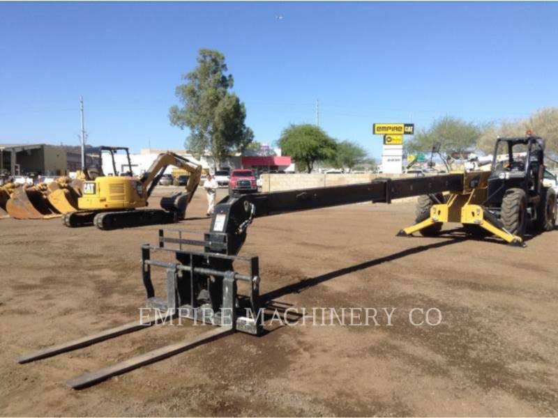 Caterpillar STIVUITOR TELESCOPIC TH514C equipment  photo 6