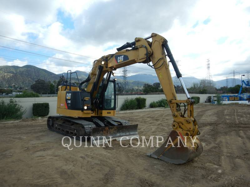 CATERPILLAR TRACK EXCAVATORS 314E LCR equipment  photo 1