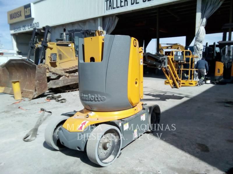 HAULOTTE LEVANTAMIENTO - PLUMA HA12 CJ equipment  photo 5