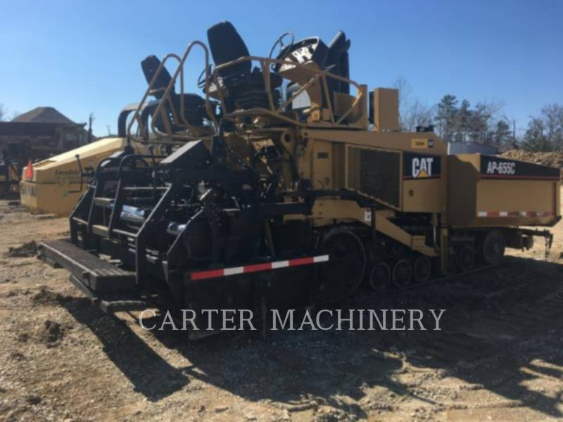 CATERPILLAR SCHWARZDECKENFERTIGER AP-655C equipment  photo 3