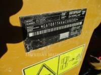 CATERPILLAR VERDICHTER 815KLRC equipment  photo 4