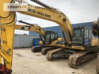 NEW HOLLAND EXCAVADORAS DE CADENAS E305C equipment  photo 2