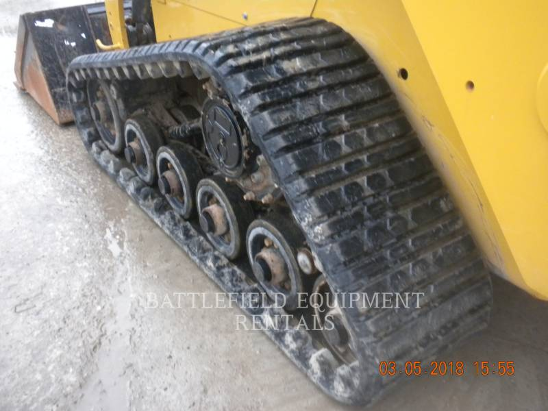 CATERPILLAR MULTI TERRAIN LOADERS 257DLRC equipment  photo 8