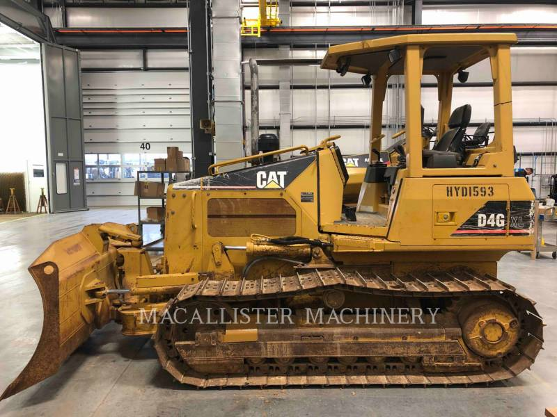 CATERPILLAR TRACK TYPE TRACTORS D4GXL equipment  photo 11