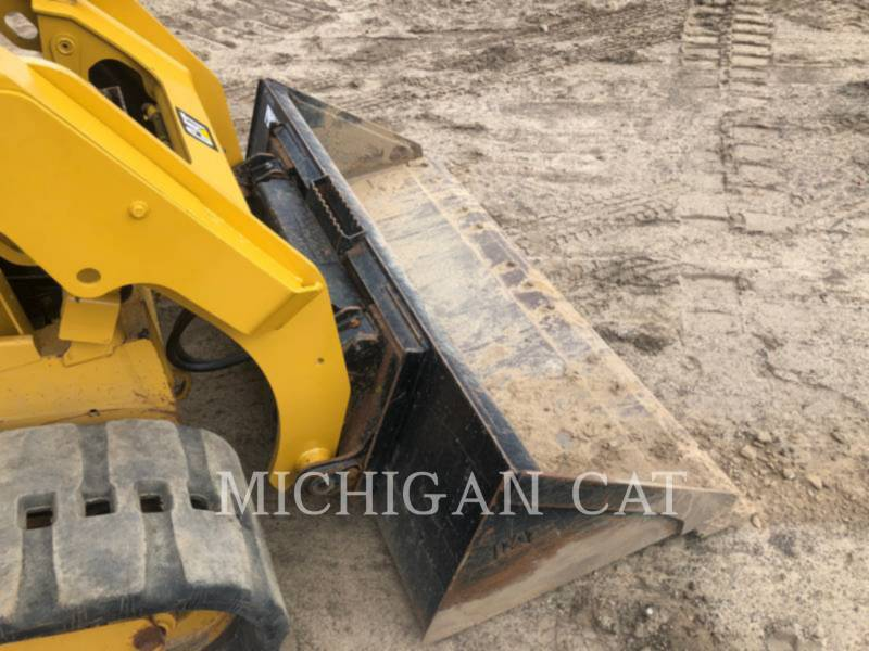 CATERPILLAR CARGADORES MULTITERRENO 259D equipment  photo 18