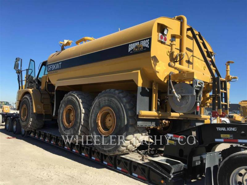 CATERPILLAR ARTICULATED TRUCKS WT 740 equipment  photo 6