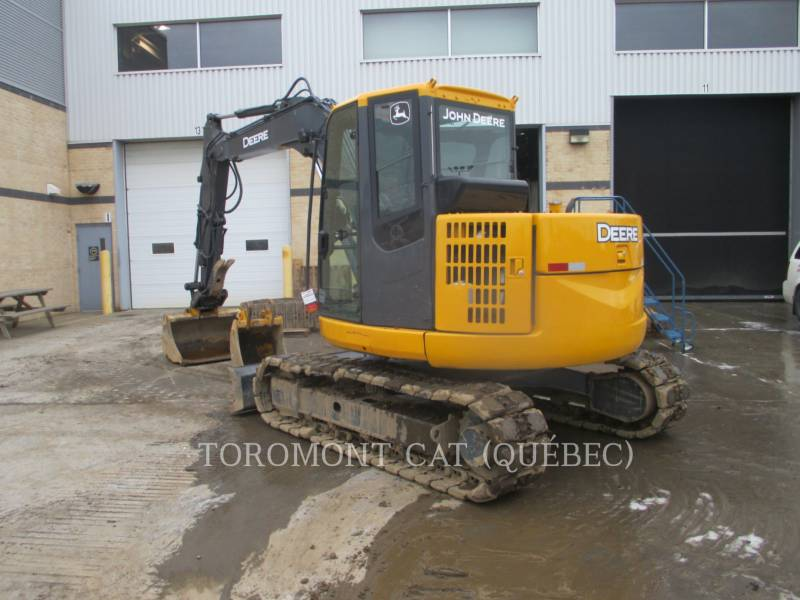 JOHN DEERE EXCAVADORAS DE CADENAS 85D equipment  photo 3